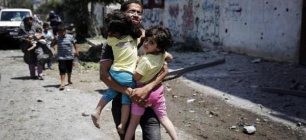 Η OΝΝΕΔ Ν. Τρικάλων και η γενοκτονία στη Γάζα