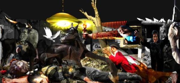 ΓΑΖΑ: η σημερινή Γκέρνικα