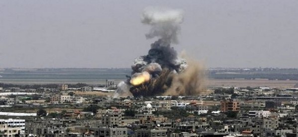 «Να σταματήσει τώρα η αιματοχυσία του λαού της Παλαιστίνης»