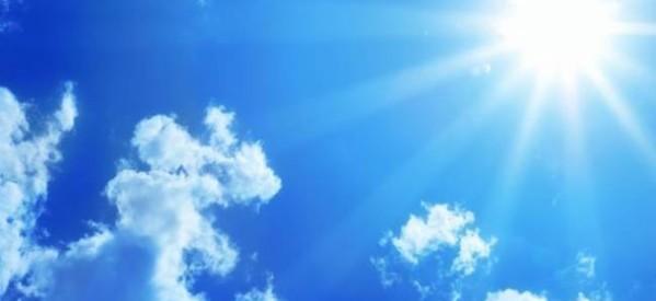 Ζεστός ο καιρός τις επόμενες ημέρες
