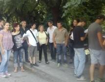 Πολιτική δραστηριότητα του ΚΚΕ στα Τρίκαλα