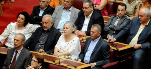 Το ΚΚΕ για το δημοψήφισμα και την απόρριψη του αιτήματος