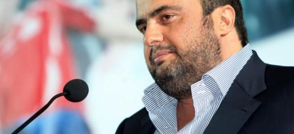 Για σωρεία εγκληματικών πράξεων εγκαλείται ο Βαγ. Μαρινάκης