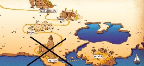 Ποιος βγάζει από τον χάρτη τα Μετέωρα;
