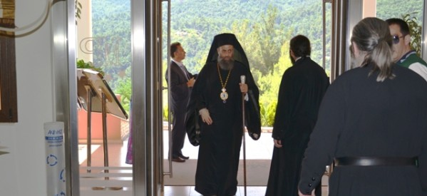 Στο Μουζάκι ο νέος Μητροπολίτης Θεσσαλιώτιδος και Φαναριοφερσάλων κ. Τιμόθεος