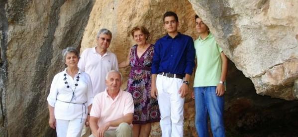 Η οικογένεια Καραϊσκάκη στα πάτρια εδάφη