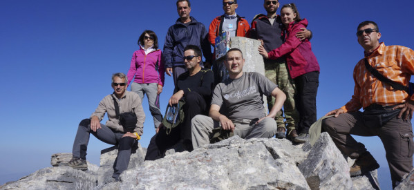 Ο ΣΠΟΡΤ στον Ολυμπο, το πανηγύρι των κορυφών