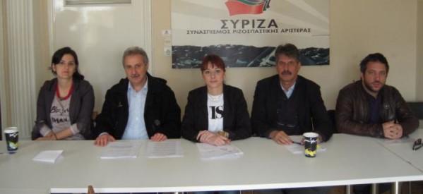 Κοινή δήλωση Θεσσαλών βουλευτών ΣΥΡΙΖΑ για την κατάργηση της κυριακάτικης αργίας