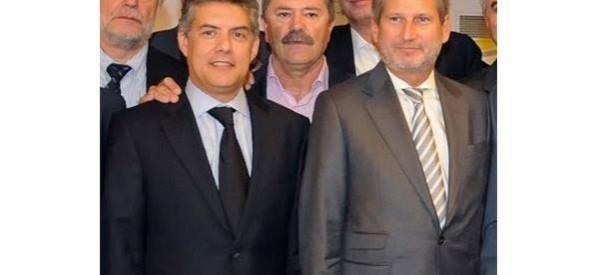 Στη Θεσσαλία από σήμερα ο Ευρωπαίος επίτροπος για το νέο ΕΣΠΑ