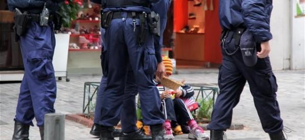 Δύο συλλήψεις για επαιτεία στην Καλαμπάκα