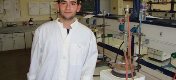 Τρικαλινός μαθητής στην 46η Ολυμπιάδα Χημείας στο Ανόι