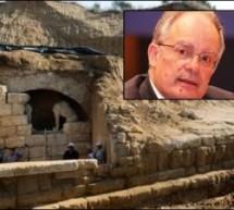 «Μοναδικός στη Βαλκανική» ο τάφος της Αμφίπολης