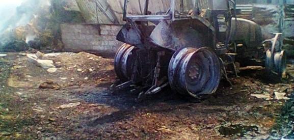 Κάηκαν 300 αρνιά  στο Αργυροπούλι!