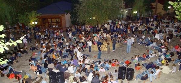 Πάρτυ ηλεκτρονικής μουσικής στη Μεσοχώρα