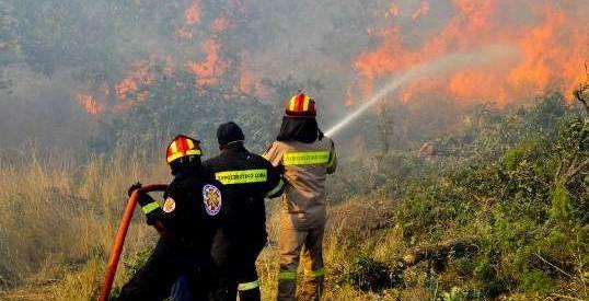 Κίνδυνος πυρκαγιών στον νομό από τον καύσωνα – Τι να προσέχουμε
