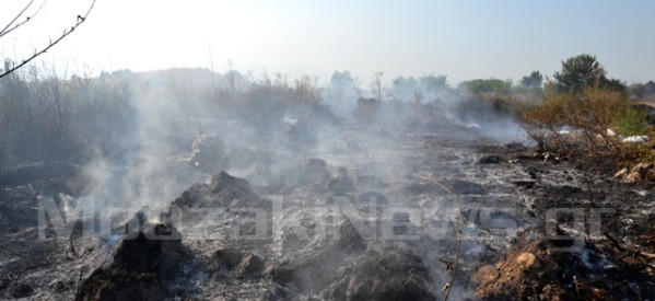 Σε εξέλιξη μεγάλη φωτιά στην περιοχή Καππά – Χάρμα Μουζακίου