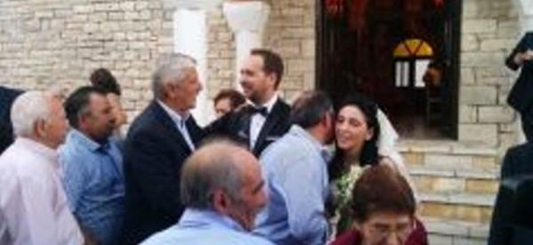 Κι άλλος γάμος τέκνου πολιτικού