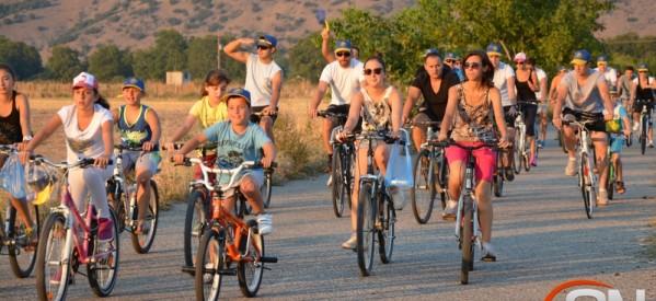 Απόλαυσαν ποδηλατάδα οι Κρηνιώτες