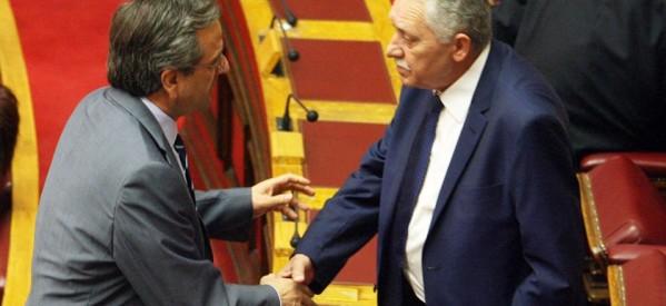 Φ. Κουβέλης η επιλογή Σαμαρά για την Προεδρία