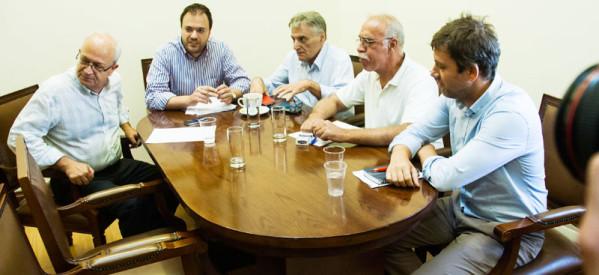 Χάσμα μεταξύ ΣΥΡΙΖΑ-ΔΗΜΑΡ για την κεντροαριστερά