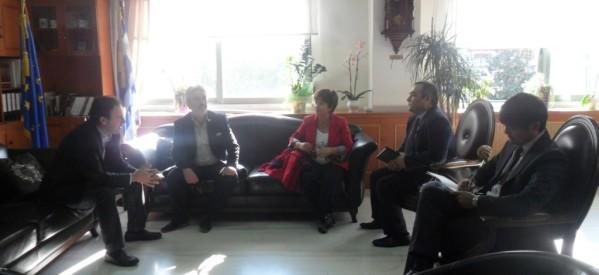 Συνεργασία Δήμου Τρικκαίων και  Ουζμπεκιστάν