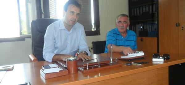 Συνεχίζονται οι συσκέψεις των προέδρων των Κοινοτήτων Τρικάλων
