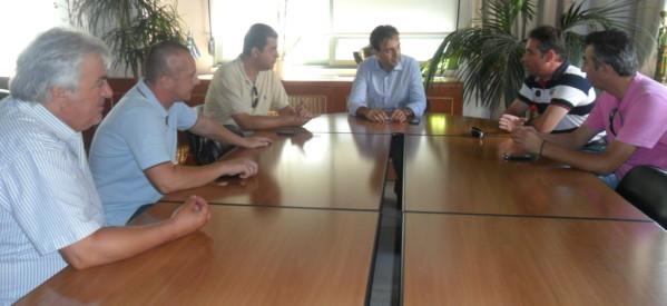 Λύσεις και δράσεις σε συνεργασία με τους ταξιτζήδες