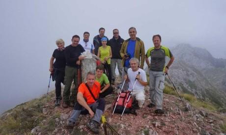 Φθινοπωρινή ανάβαση στον Κόζιακα