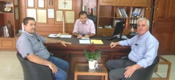 Με τους προέδρους των ΚΤΕΛ ο Δήμαρχος Τρικκαίων