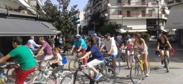 Τα Τρίκαλα ΕΙΝΑΙ η πόλη του ποδηλάτου