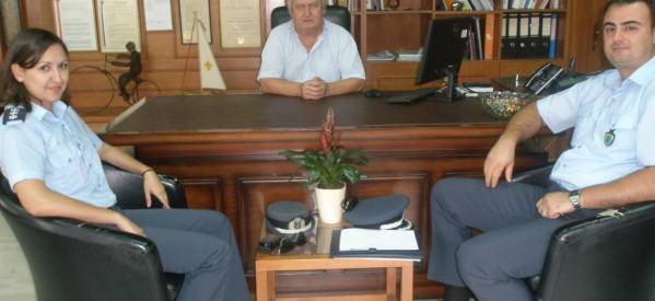 Συνεργασία  για την ασφαλεία των πολιτών