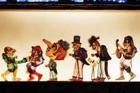 Παραστάσεις Καραγκιόζη στο Δημοτικό Θέατρο Σκιών