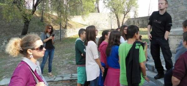 Εντυπώσεις από το παιχνίδι ρόλων στο Κάστρο Τρικάλων