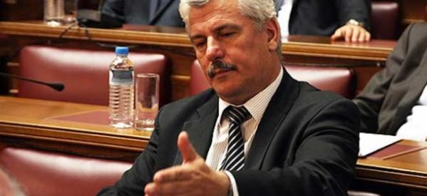 """Μ. Ταμήλος: """"Δαγκωτό"""" ψήφο εμπιστοσύνης"""