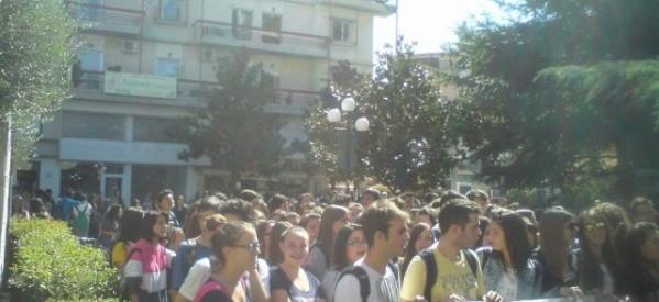 Στους δρόμους οι μαθητές ενάντια στο Νέο Λύκειο
