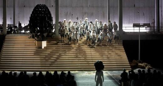 Ορέστεια του Ξενάκη στην Deutsche Oper του Βερολίνου