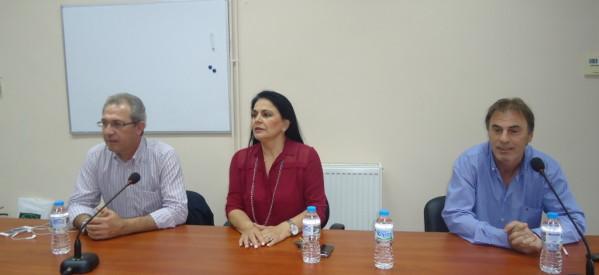 Στα Τρίκαλα ο γενικός γραμματέας της ΓΣΕΕ