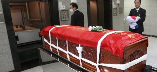 Χωρίς κηδεία και μνημόσυνοι όσοι επιθυμούν αποτέφρωση…