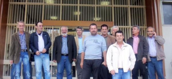 Αθωώθηκαν όλοι οι αγρότες της Θεσσαλίας που δικάζονταν σήμερα
