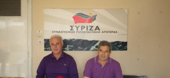 Στη Λάρισα παρουσιάζεται το Σάββατο το Αθλητικό Πρόγραμμα του ΣΥΡΙΖΑ
