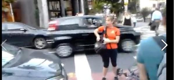 Ετσι βάζουν τα γυαλιά σε οδηγούς – παραβάτες ποδηλατόδρομων ση Βραζιλία