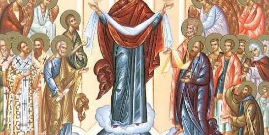 Ιερά Αγρυπνία για την Αγία Σκέπη
