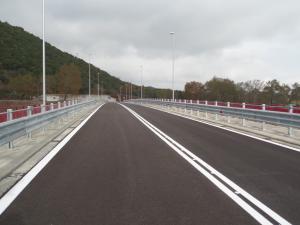 Δοθηκε στην κυκλοφορία η νέα γέφυρα Πύλης