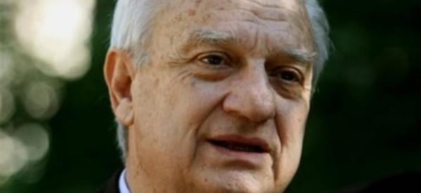 Σωτήρης Χατζηγάκης στο Πνευματικό Κέντρο Τρικάλων το Σάββατο 13 Ιανουρίου – «Η Ελλάδα ανάποδα. Αίτια, πρωταγωνιστές και προοπτικές»