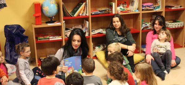 Ολοκληρώθηκε με επιτυχία  η δράση της Δημοτικής Βιβλιοθήκης Τρικάλων