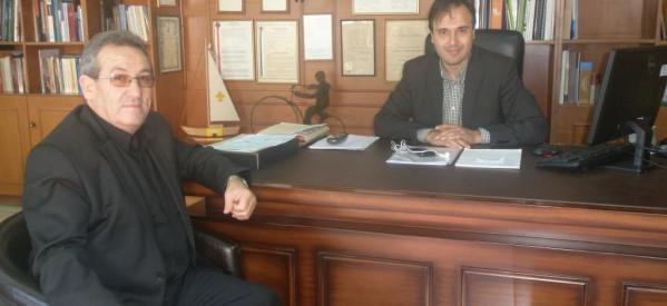 Θα συνεργαστούν για διάφορα ζητήμα Δήμος και ΕΑΣ Τρικάλων