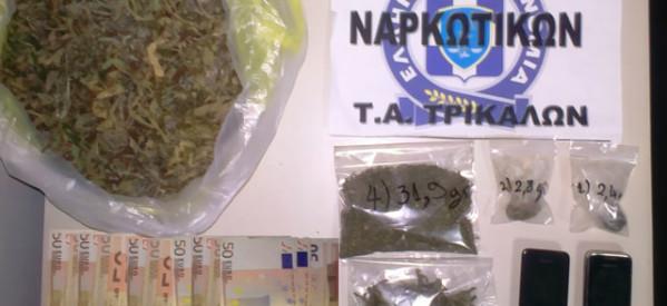 Συνελήφθησαν δύο Χρυσομηλιώτες για πώληση και κατοχή ναρκωτικών ουσιών