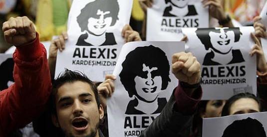 Συγκέντρωση και πορεία για τον Αλέξανδρο Γρηγορόπουλο