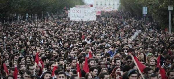 Κάλεσμα φοιτητών στα Τρίκαλα για την πορεία της Δευτέρας