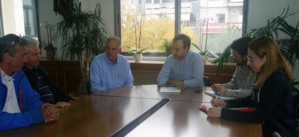 Συνεργασία Δήμου Τρικκαίων και Σέγας